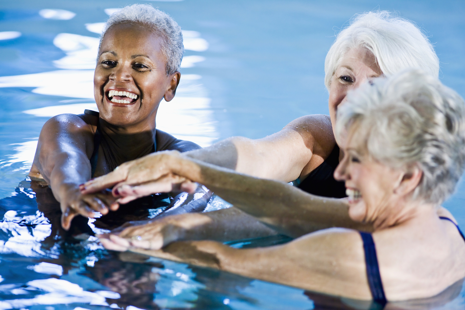 Stay active age well trafford leisure - Altrincham leisure centre swimming pool ...