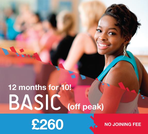2 months free basic fitness memberships