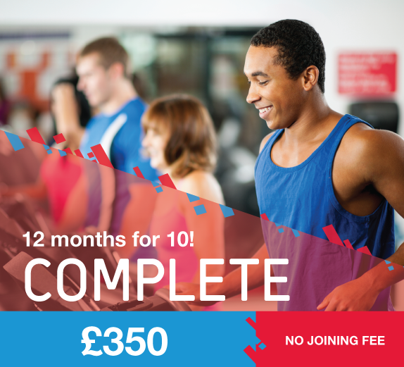 2 months free complete fitness membership
